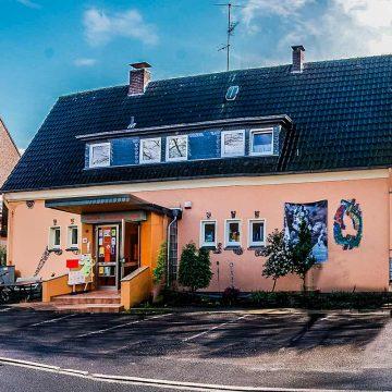Friedrich Weinmann Haus in Mülheim aussen